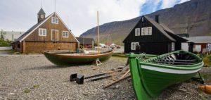 Discover isafjordur ship