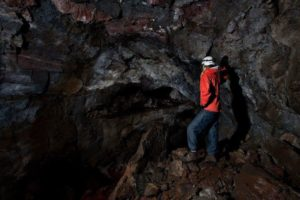 Golden Circle & Caving in lava cave