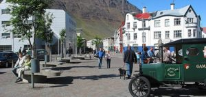 Discover isafjordur