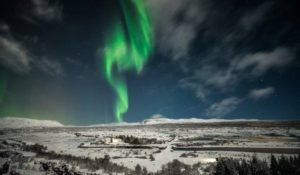 Northern Lights Bus Tour