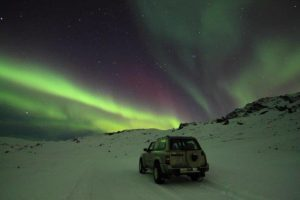 Golden Circle Afternoon & Northern Lights
