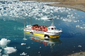 amphibian boat tour iceland