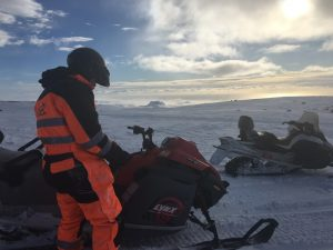 snowmobile tour iceland