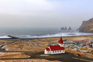 vik south coast