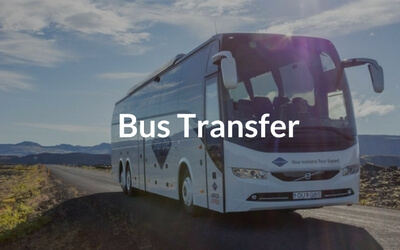 bus transfer iceland