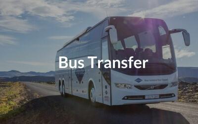 bus transfer iceland