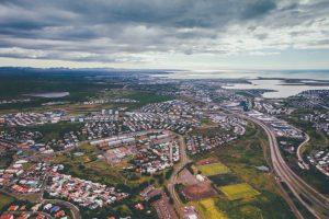 helicopter reykjavik