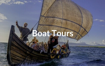 boat tours iceland