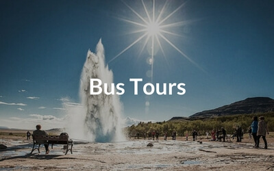 bus tours iceland