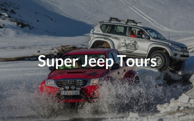 superjeep iceland