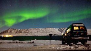 northern lights super jeep