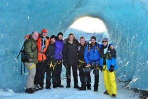 explore glacier iceland