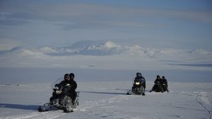 snowmobile tour iceland