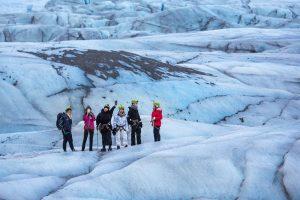 skaftafell ice climbing & glacier hiking