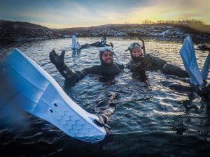 snorkelling silfra