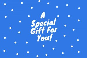 special gift for you