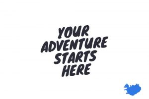 adventure starts here