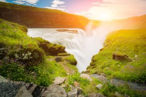 Gullfoss waterfall 35