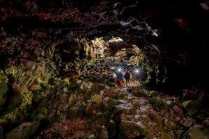 lava caving