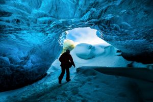 ice caving tour