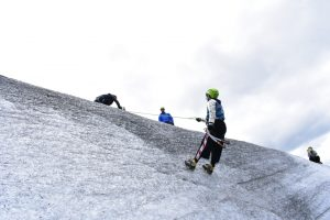 ice climbing & glacier hiking
