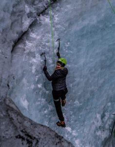 ice climbing solheimajokull