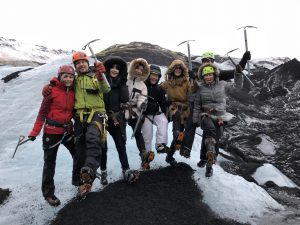 ice climb & glacier hike