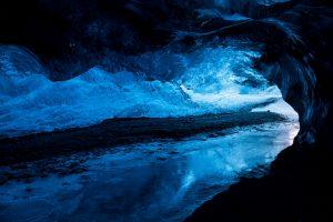 ice cave iceland vatnajokull