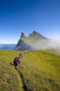hornbjarg hiking