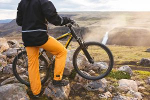 Bike tours iceland
