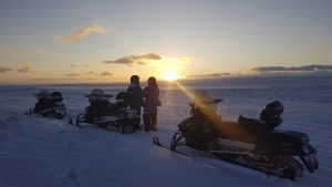 snowmobile tour myvatn