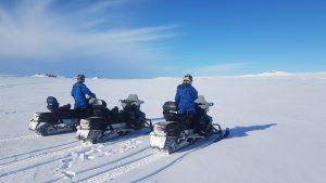 snowmobile myvatn tour