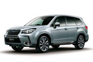 Subaru Forester rental car 4x4 iceland (1)