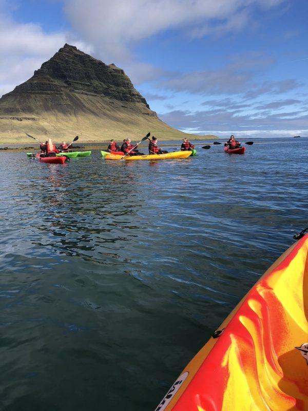 Kirkjufell Kayak Tour | 2-Hour Adventure | Iceland Advice