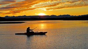 midnight sun kayak