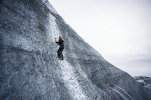 Skaftafell - Ice climbing