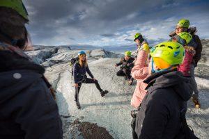 Skaftafell glacier hike 3