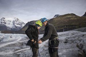 ice climbing tour
