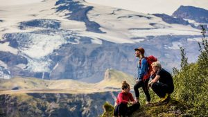 thorsmork hike tour iceland