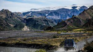 thorsmork hike tour iceland