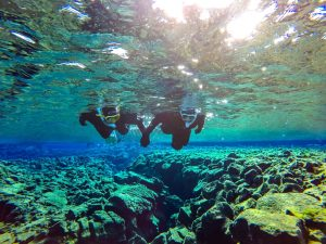snorkeling silfra and golden circle iceland