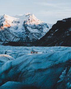 glacier hike vatnajokull