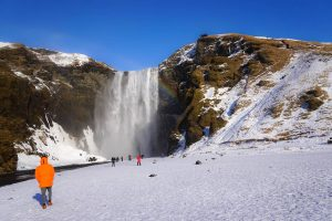 Skogafoss iceland - 2 day south coast tour