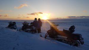 myvatn snowmobiling