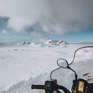 snowmobile iceland