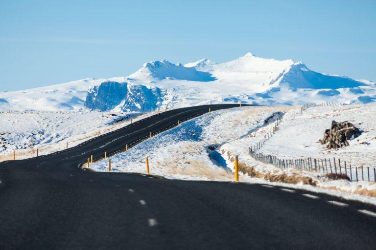 Self drive tours winter