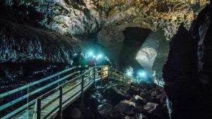 vidgelmir cave