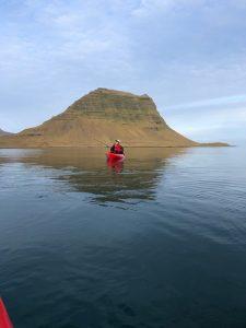 kayak iceland
