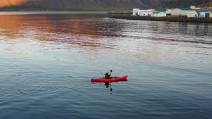 iceland kayak tour