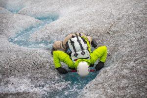 glacier hike tour